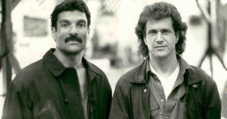 Rorion et Mel Gibson