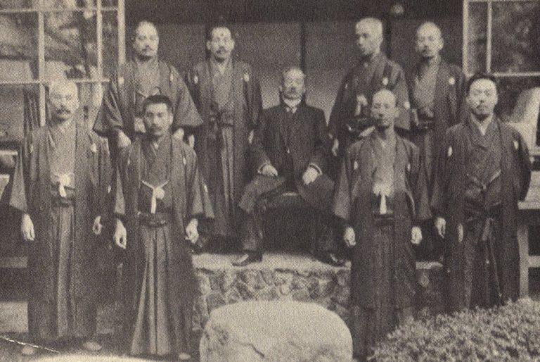 Kano au Kodokan