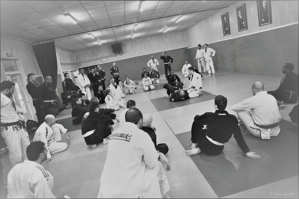 Equipe technique Cours au cercle Tissier